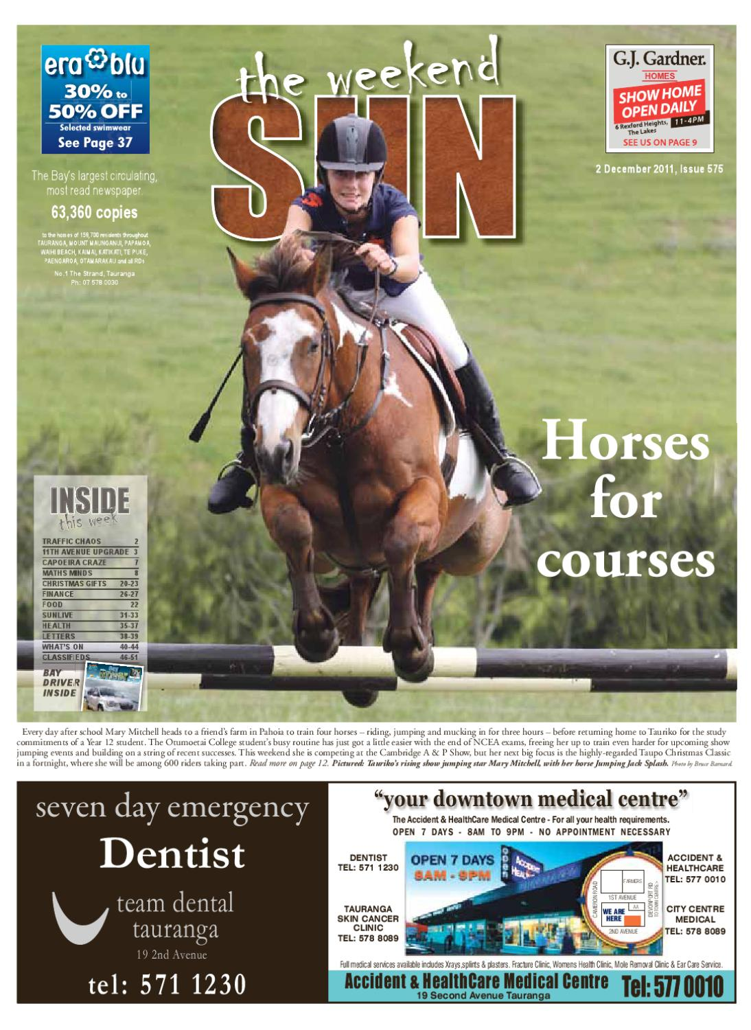Weekend Sun 021211 By Sunlive Issuu