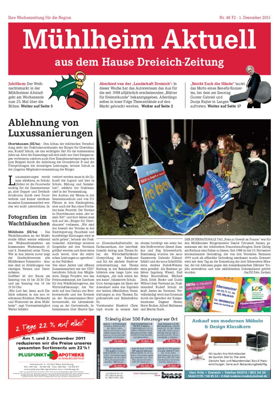 DZ_Online_F by Dreieich-Zeitung/Offenbach-Journal - issuu