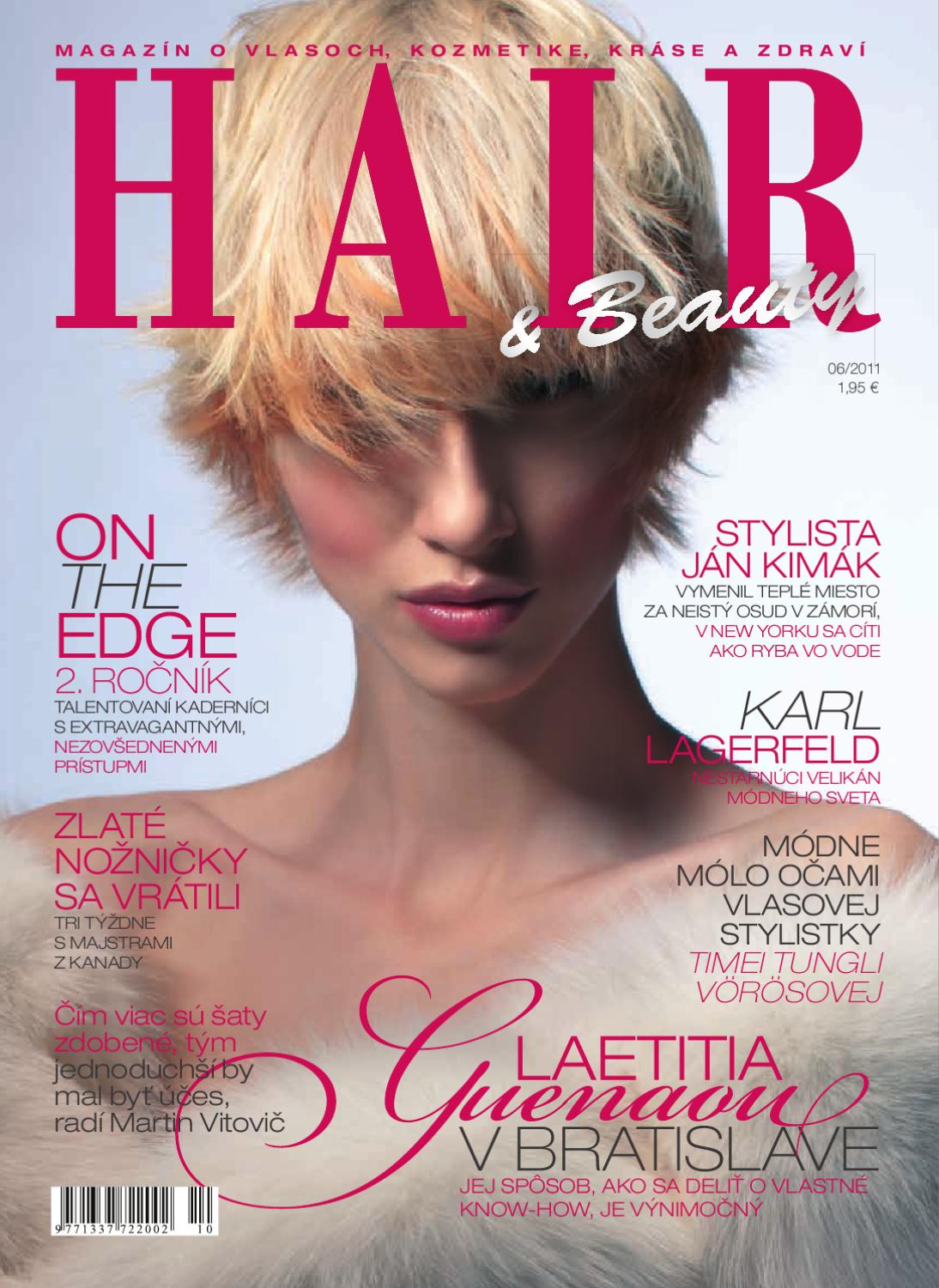HAIR BEAUTY 6 2011 by Roman Zelenka - issuu 8088fccb80a