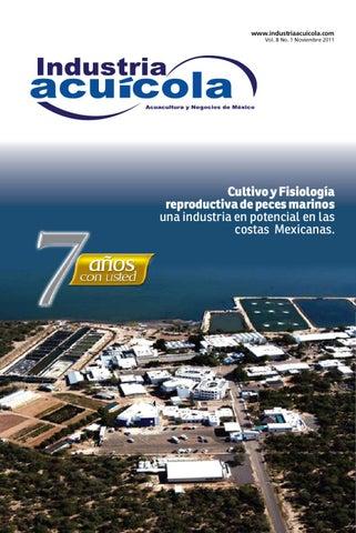 Industria Acuícola Vol. 8.1 by Aqua Negocios SA de CV - issuu 07bffb3d087