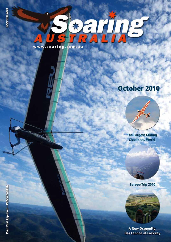 Soaring Australia 2010 10 By Peter Wennersten
