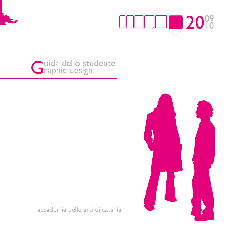 guida dello studente aba catania by grafica editoriale