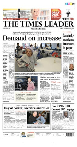 Times Leader 12 04 2011 By The Wilkes Barre Publishing Company Issuu