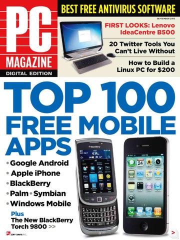 Magazine: Top 100 free mobile Apps ( PC Pro ) by Abhi Sharma