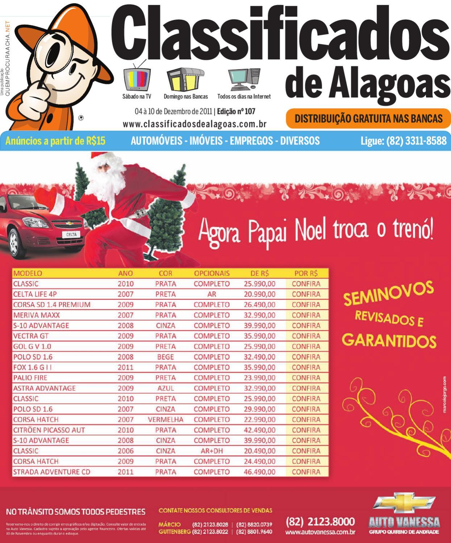 Classificados de Alagoas 107 by Eduardo Vasconcelos - issuu