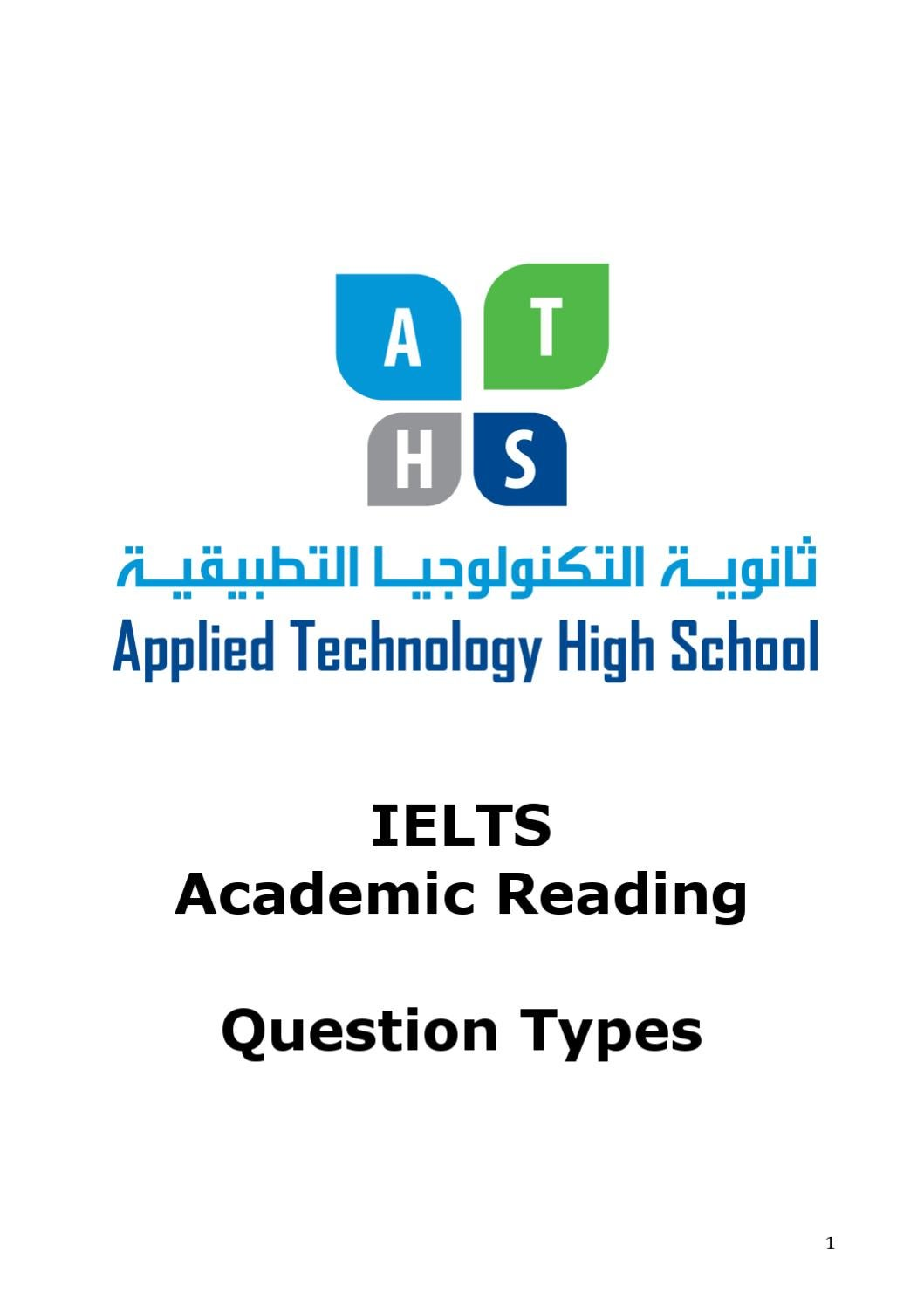 Ielts Academic Reading Questions Types By James Ohearn Issuu Electricity Is Produced From Coal Writing Task 1