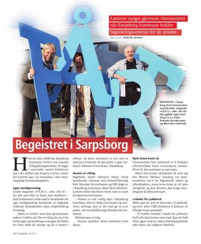 sarpsborg kommune for ansatte