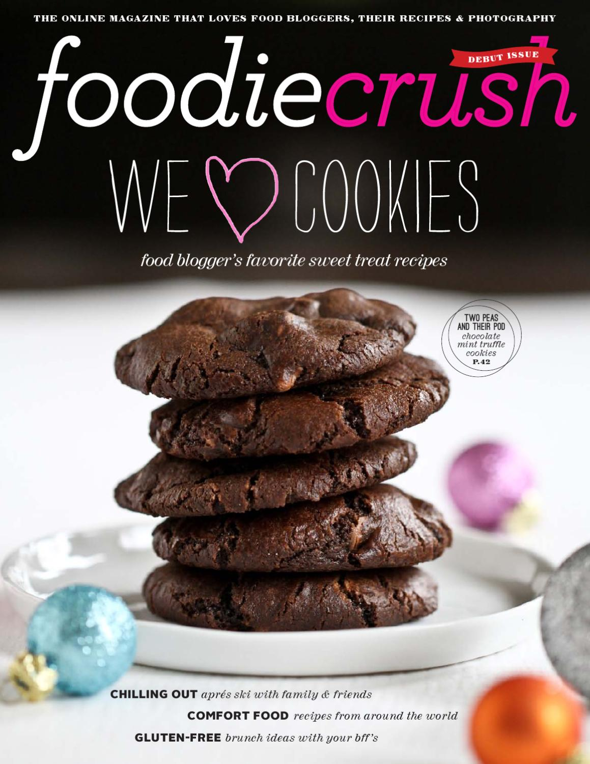 FoodieCrush Magazine Issue 01 by FoodieCrush Magazine - Issuu