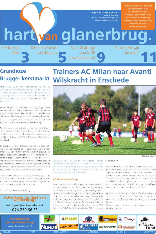 Hvg 2011 November By Twente Journaal Issuu