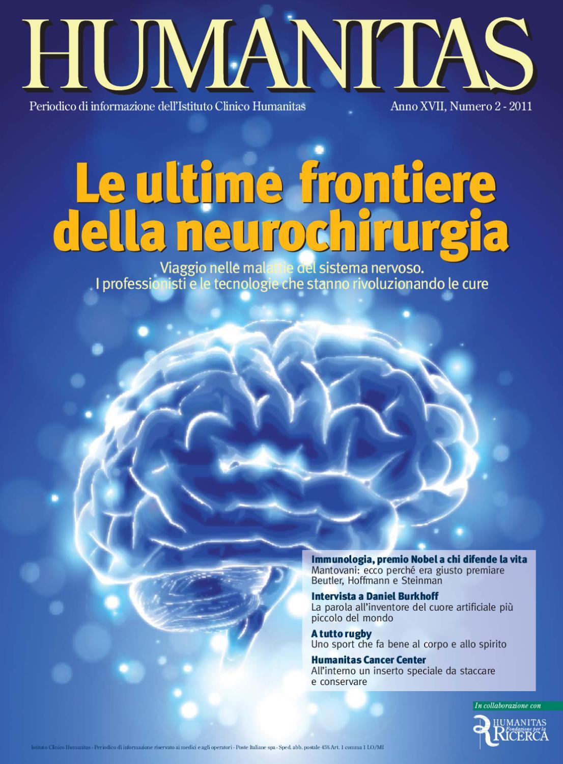 Humanitas Magazine (2011 2 november) by Humanitas Research Hospital - issuu 8dbf49c71638