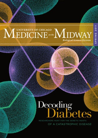 Medicine On The Midway Spring 2011 By University Of Chicago