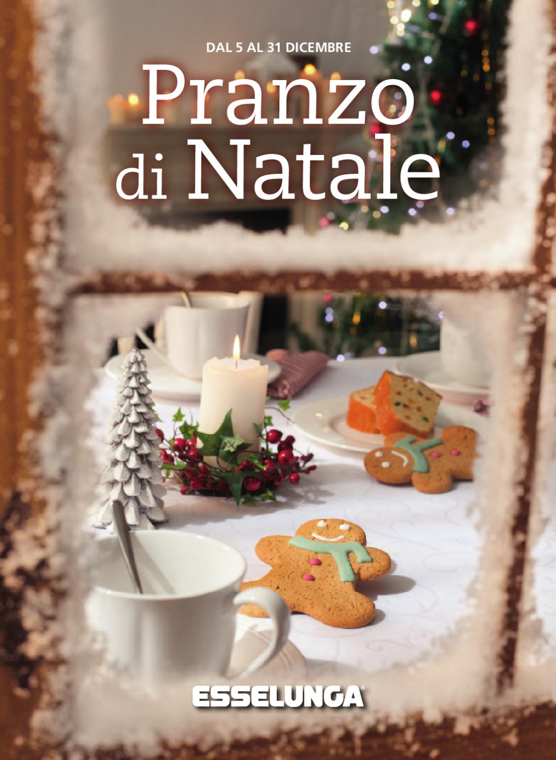 Antipasti Di Natale Esselunga.Catalogo Pranzo Di Natale By Klikkapromo Spa Issuu