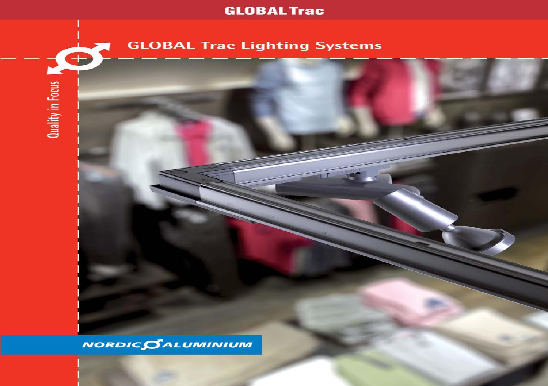 Nordic Aluminium Global Trac Sínes