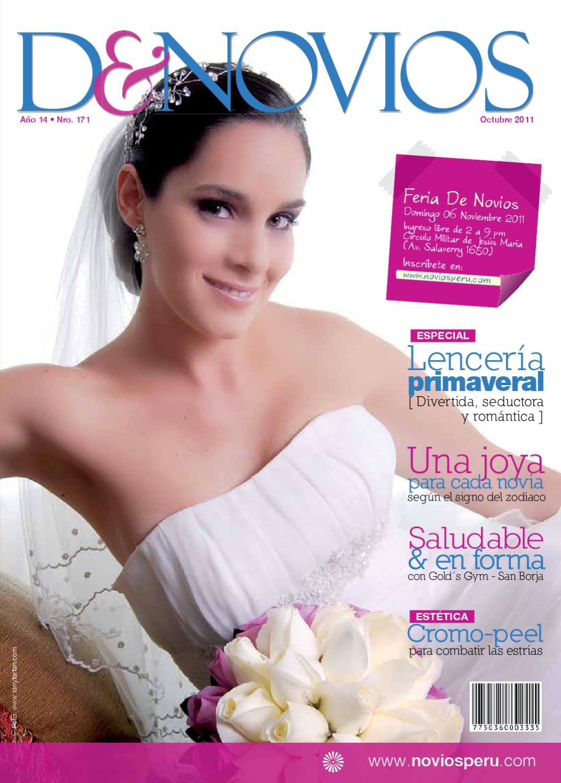 REVISTA DE NOVIOS - EDICION OCTUBRE 2011 by Novios Perú - issuu