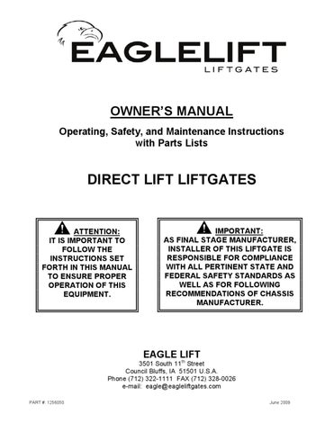 page_1_thumb_large eaglelift edl series liftgate manual by the liftgate parts co issuu eagle lift gate wiring diagram at gsmportal.co