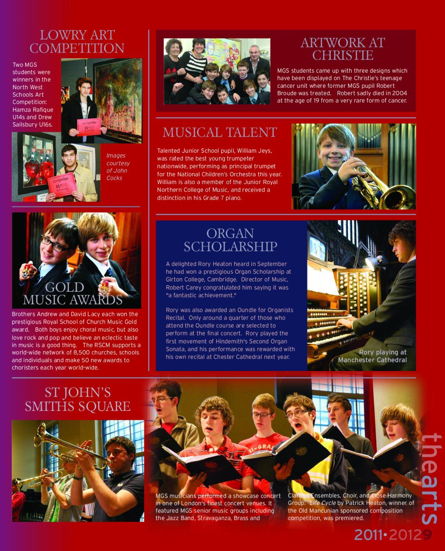 MGS News 2011 - 2012