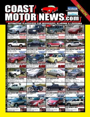 CMN Vol 14, #25 by Coast Motor News - issuu