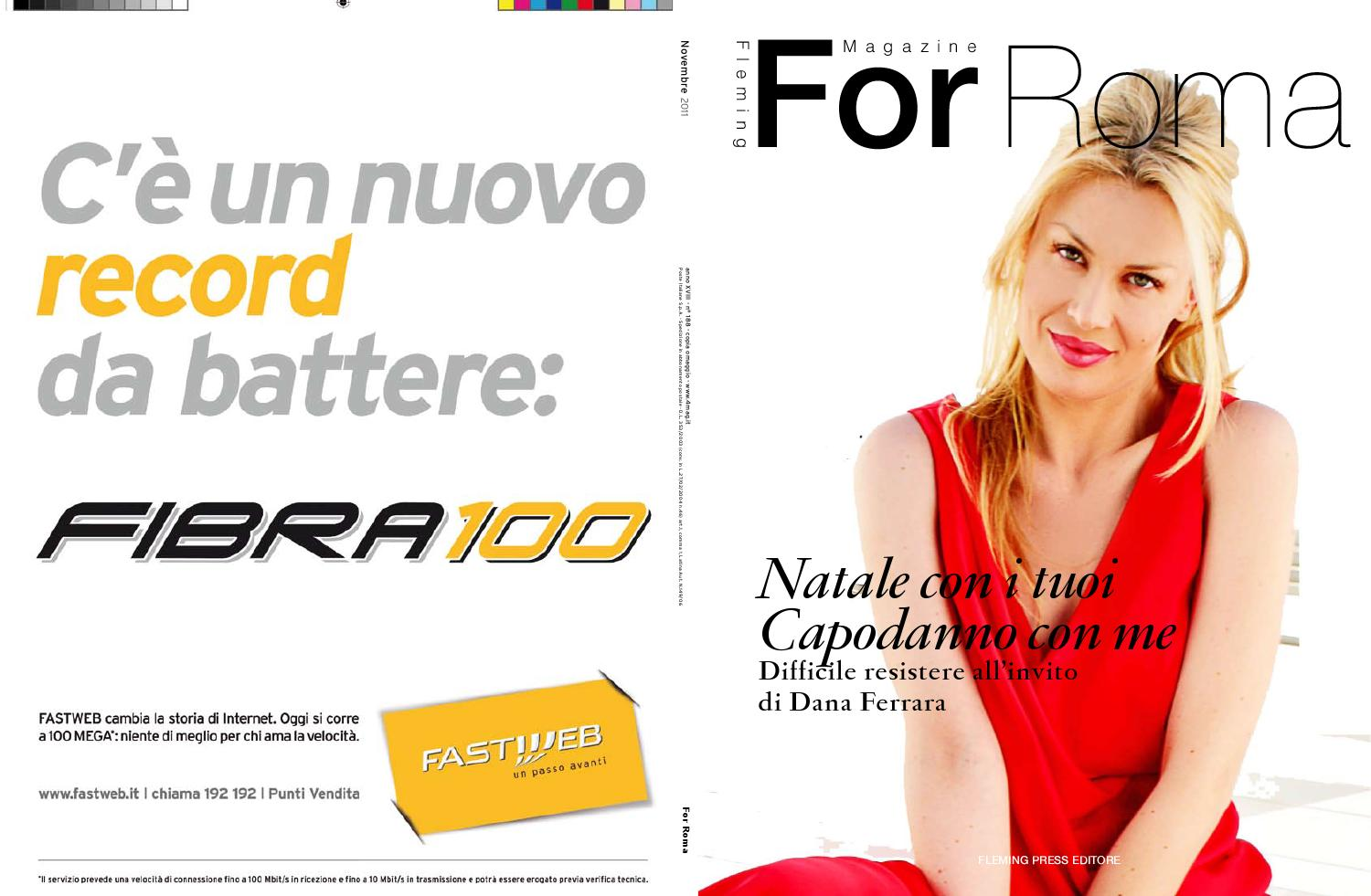 For Roma dicembre 4mag by 4mag magazine - issuu 805c6735241