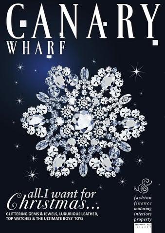 193b9961d1f Canary Wharf Magazine December 2011 by Runwild Media Group - issuu