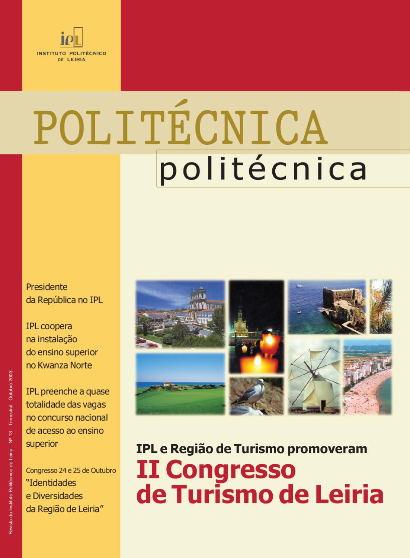 966e4cbdc2 Politécnica n.º 13 by IPLeiria IPL - issuu