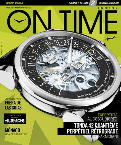 515f5c453f63 ONTIME.Invierno.2011 by Geot  Grupo Editorial On Time  - issuu