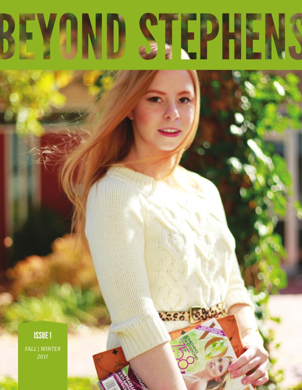 Beyond Stephens - Fall 2011 by Stephens College - issuu