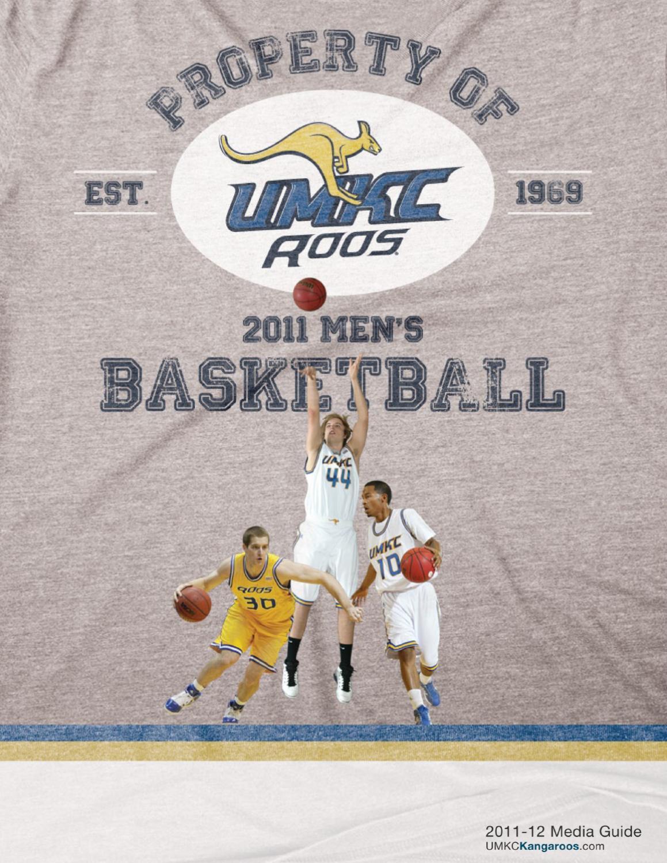 newest f3892 a1690 2011-12 UMKC Men s Basketball Media Guide by Nik Busch - issuu