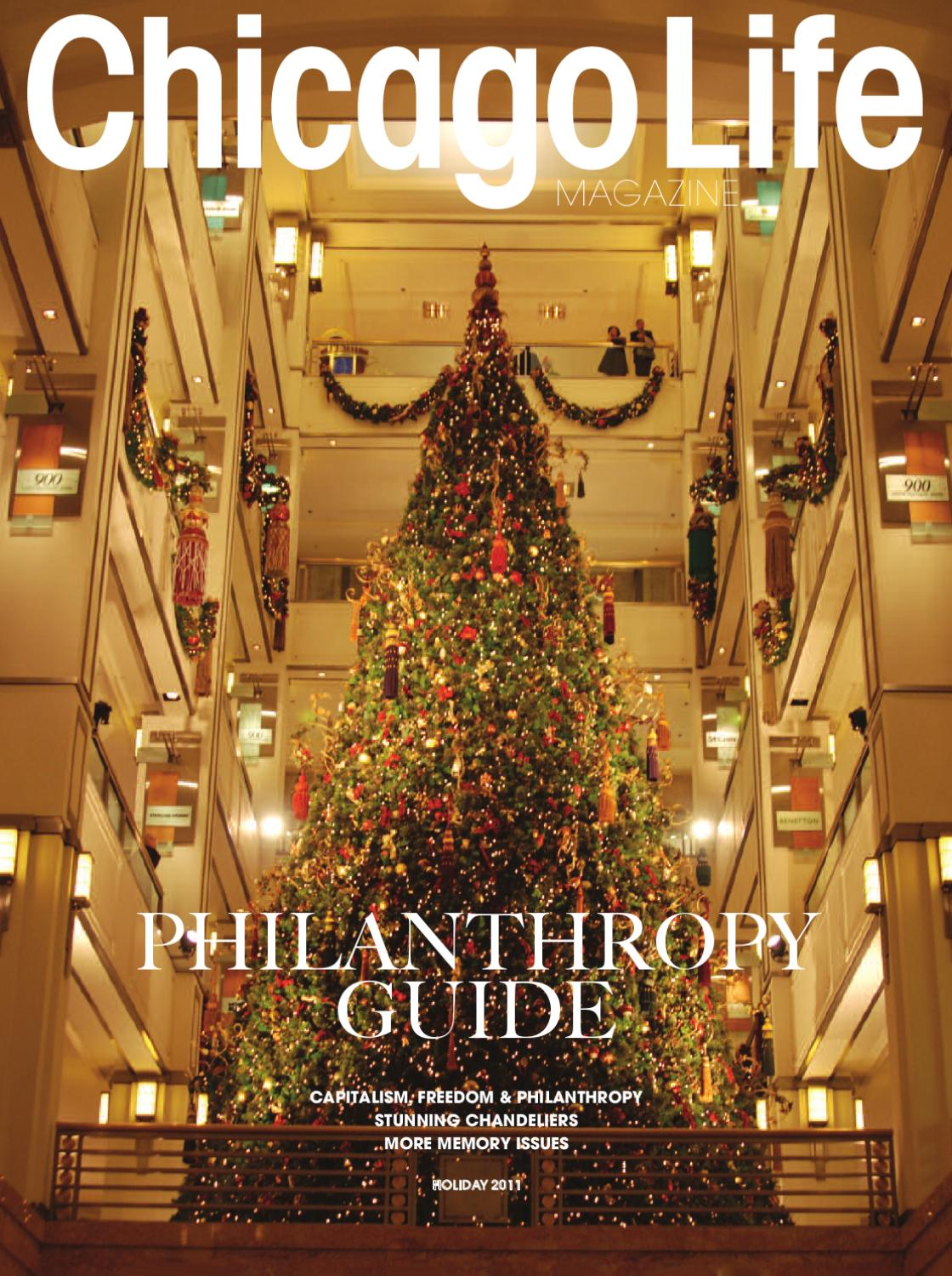 2011 Philanthropy Issue Winter by
