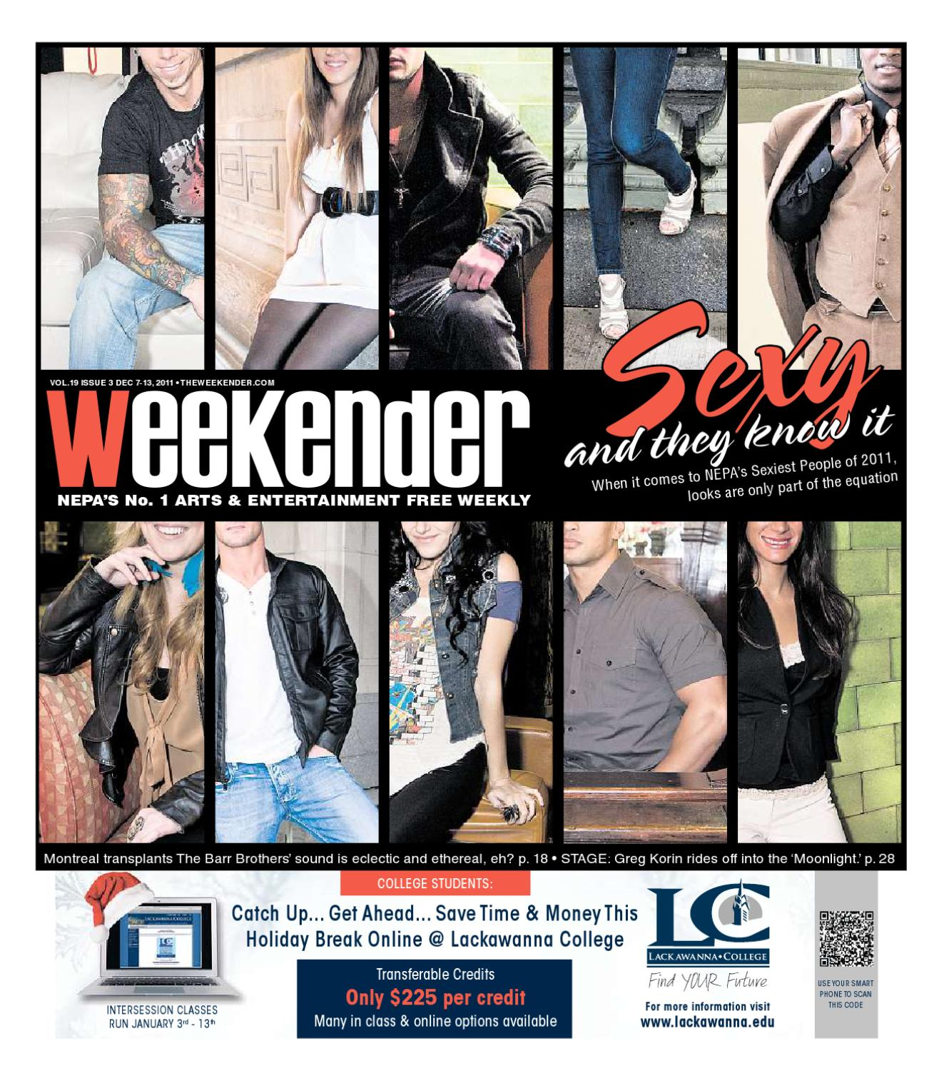 a8acaf0b090694 The Weekender 12-07-2011 by The Wilkes-Barre Publishing Company - issuu
