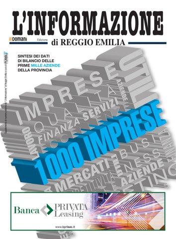 Spaggiari Lampadari Reggio Emilia.1000 Imprese Reggio Emilia By Pubbli7 Pubbli7 Issuu