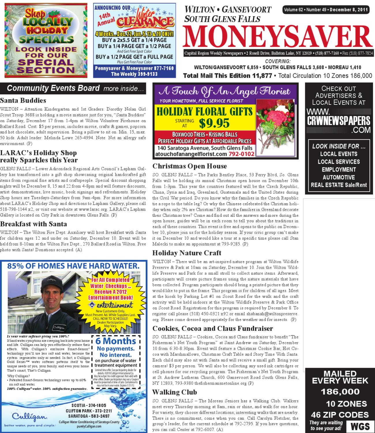 wilton gansevoort sgf moneysaver by capital region weekly
