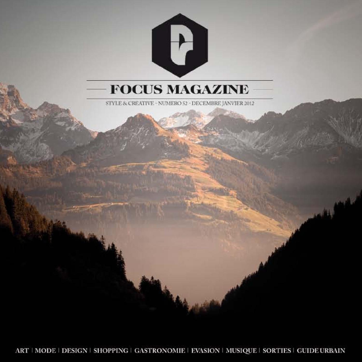 FOCUS MAGAZINE 52 by FOCUS MAGAZINE - issuu 9b65883863ff