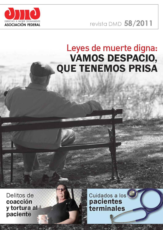 Revista 58 by Asociación Derecho a Morir Dignamente - issuu