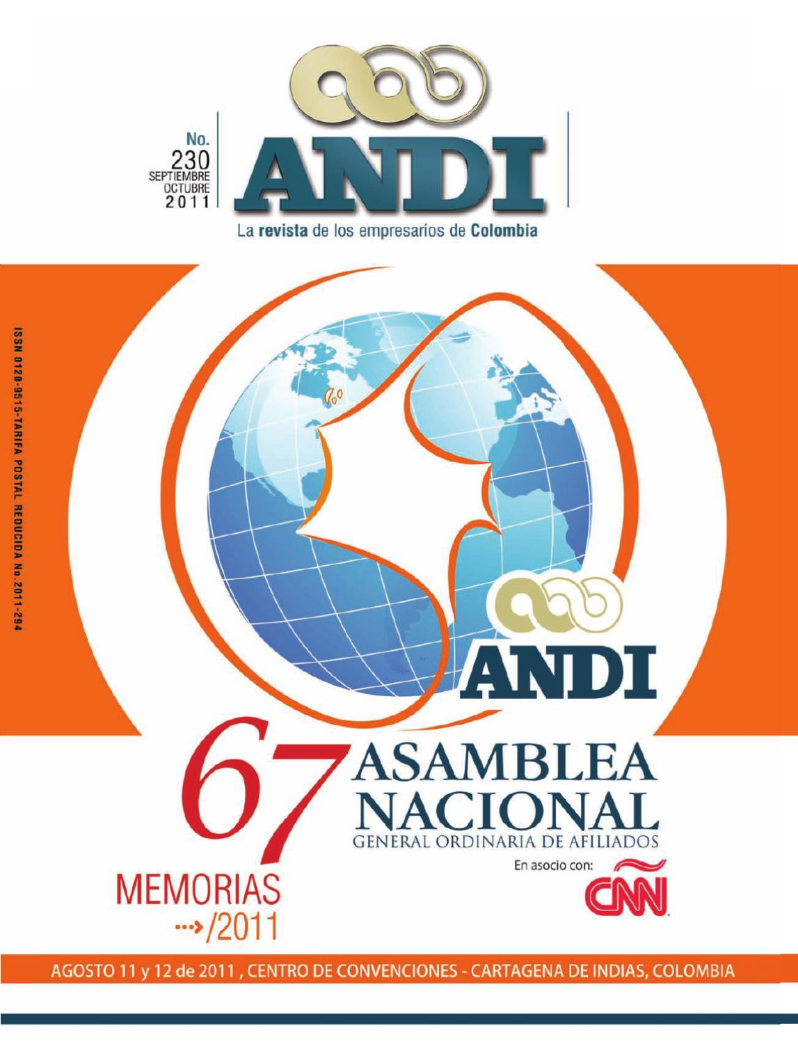 Revista ANDI N° 230 by Revista A - issuu
