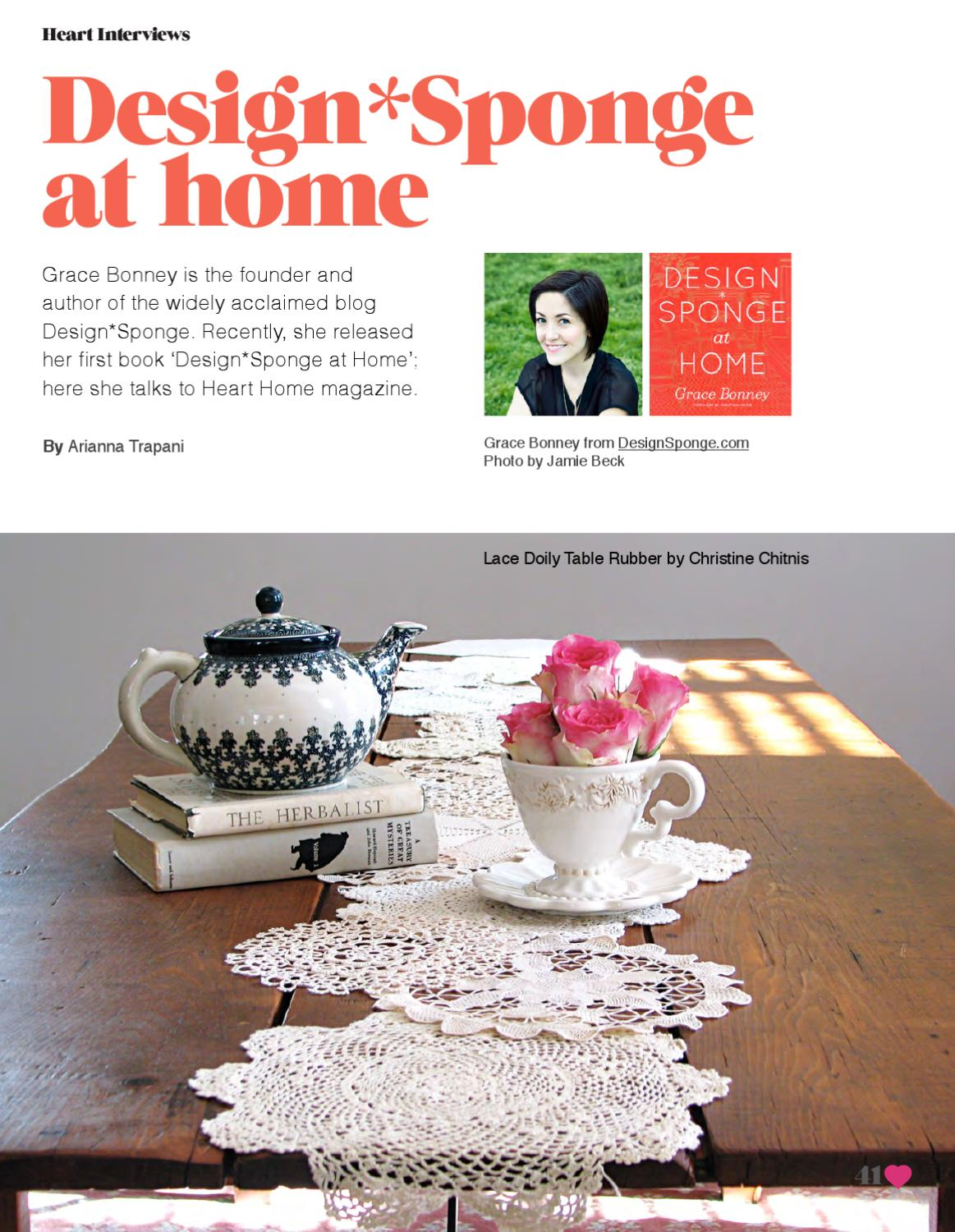 Heart Home magazine issue 2 by Heart Home magazine - issuu