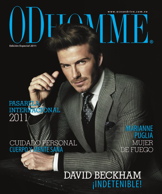 Revista Ocean Drive Homme - Edicion Especial 2011 by Ocean Drive ...