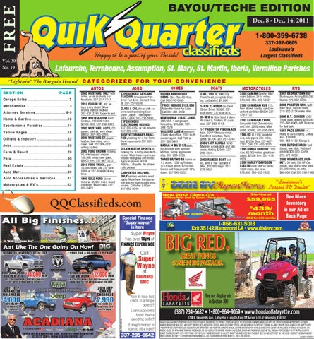 QQ Teche by Part of the USA TODAY NETWORK - issuu on