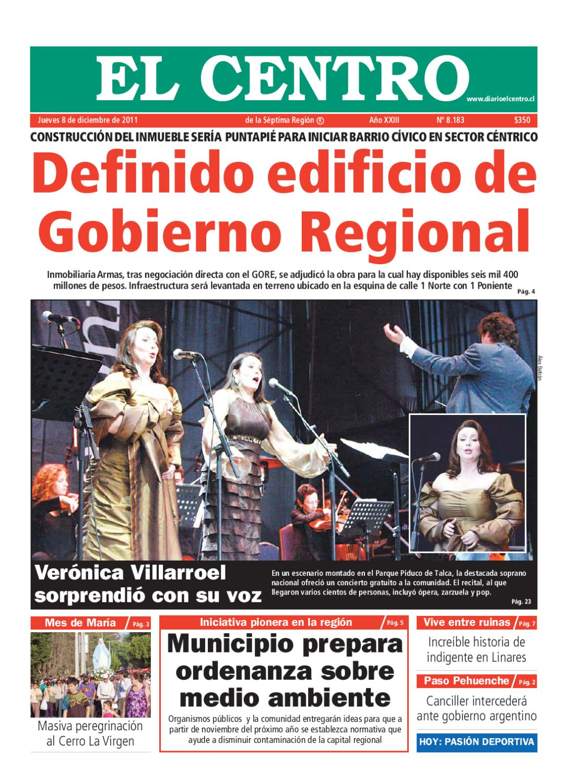 diario 08-12-2011 by Diario El Centro S.A - issuu 6df973c4be958
