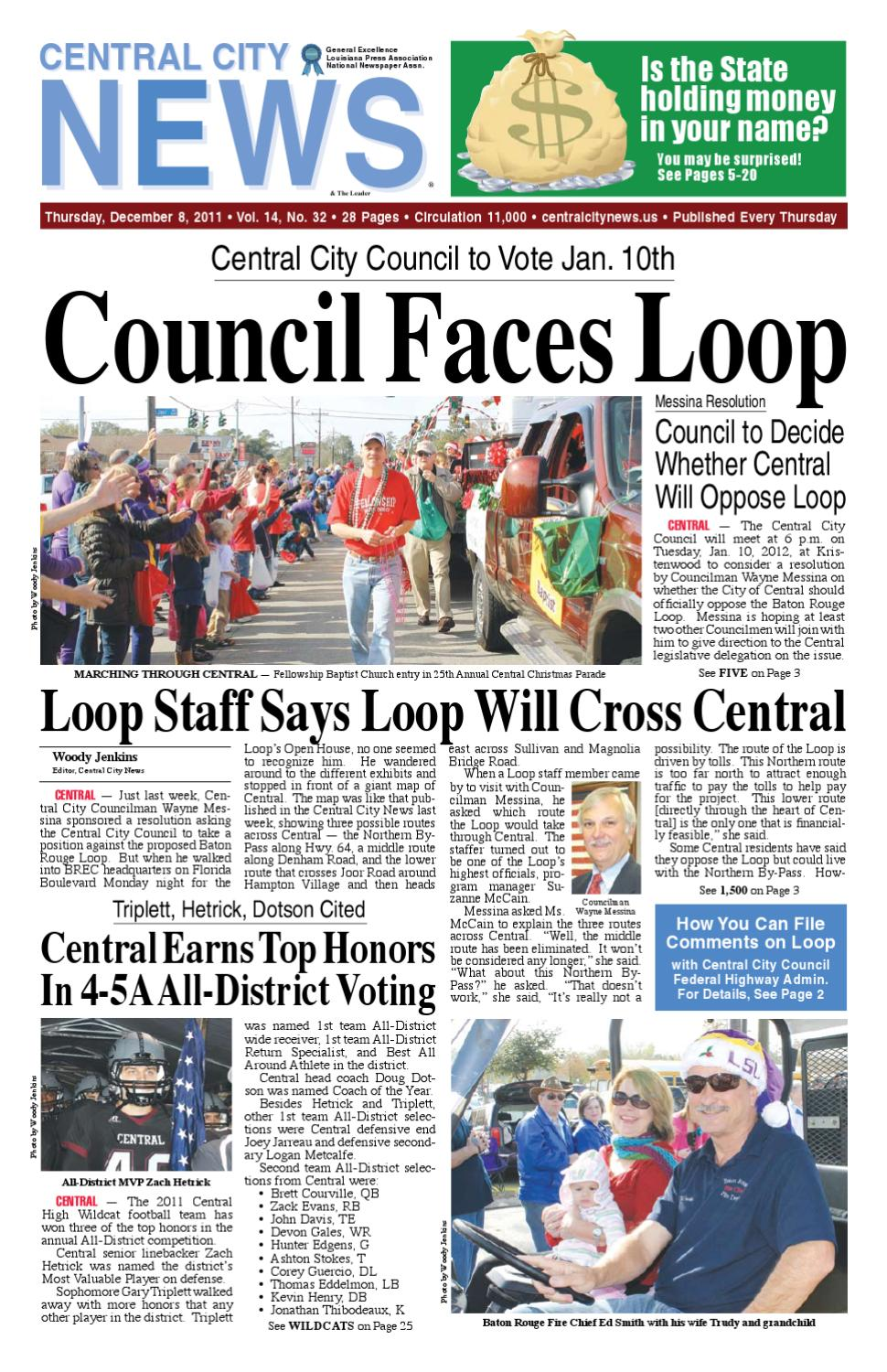 Central city news 12 08 11 by community press llc issuu fandeluxe Images