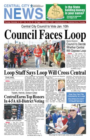 central city news 12-08-11 by Community Press LLC - issuu