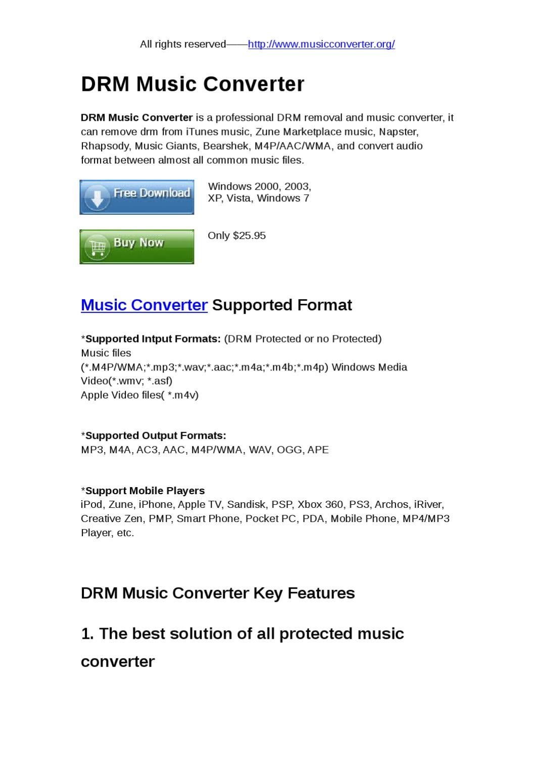 Music converter by snow abcd - issuu