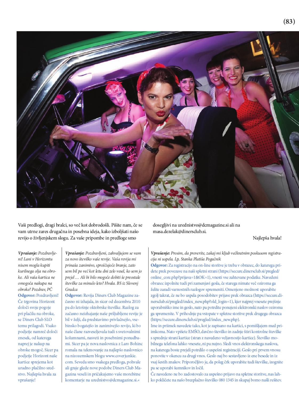 Diners Club Magazin