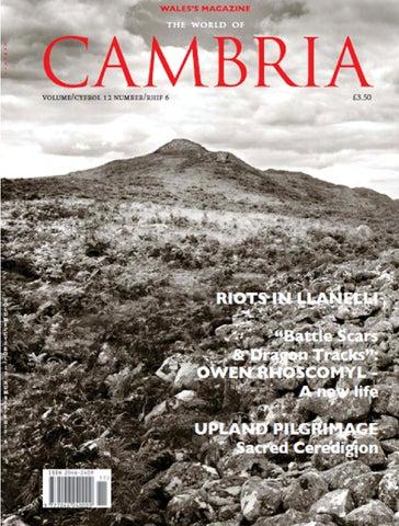 Cambria Magazine Winter 2011 By Chris Jones Issuu