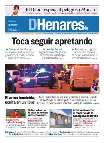 El Dépor espera al peligroso Murcia El Guadalajara quiere continuar la  senda de la recuperación iniciada en Girona DEL 9 AL 15 NOVIEMBRE DE 2011  Nº 4 EL ... 2f64968ac4d