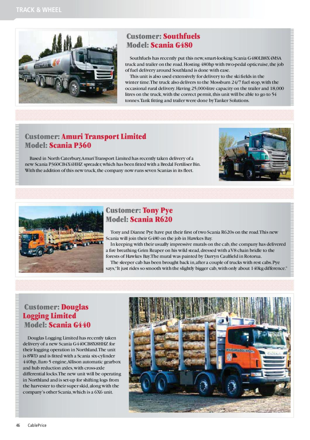 Track and Wheel by CablePrice NZ Ltd - issuu