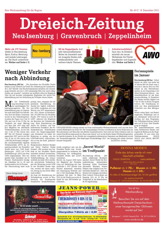 Dz Online C By Dreieich Zeitung Offenbach Journal Issuu