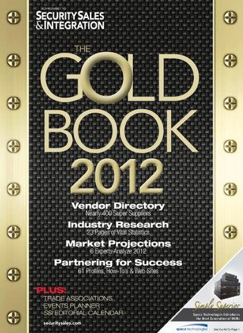 SSI GoldBook 2012 by Bobit Business Media - issuu