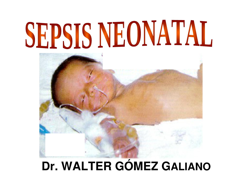 Dissertation neonatal septicemia