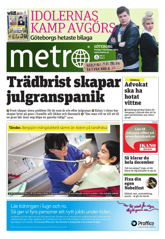 Svenska amatr tjejer singelresor gunnared och