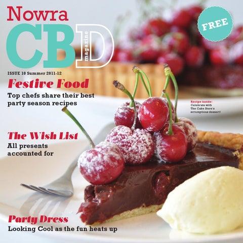 Nowra CBD Magazine Summer 2011/12 by Catherine Shields - issuu